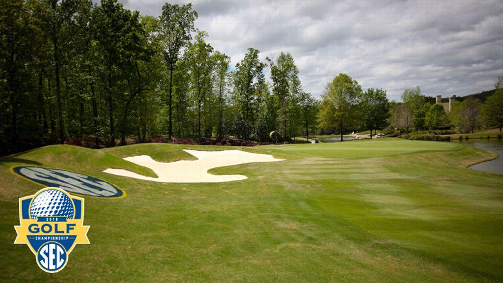 SEC Women's Golf Championship Central