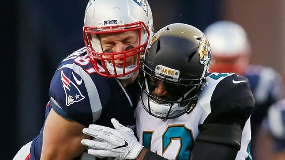 Rob Gronkowski an 'old-school tight end in a modern game'