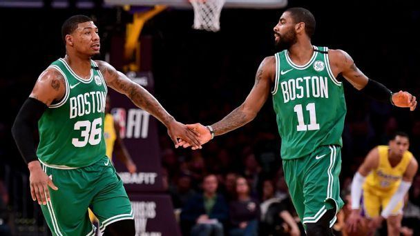 What Smart's deal means for Kyrie and future Celtics moves