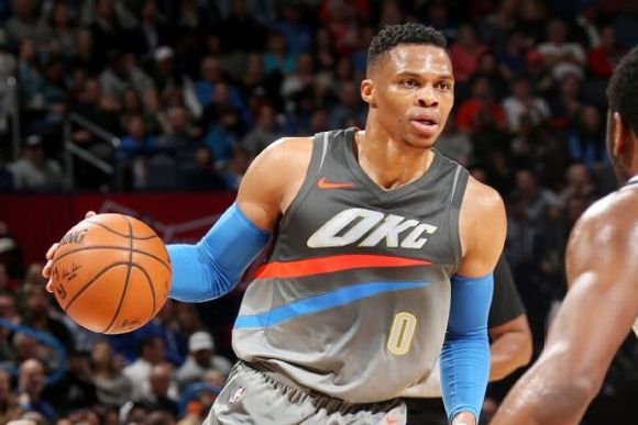 Russell Westbrook of Oklahoma City Thunder says 'adversity ...