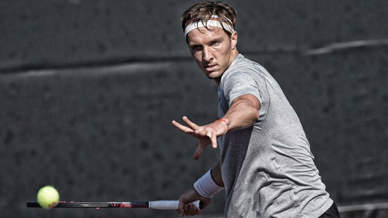Week 12: Men's Tennis Weekly Honors