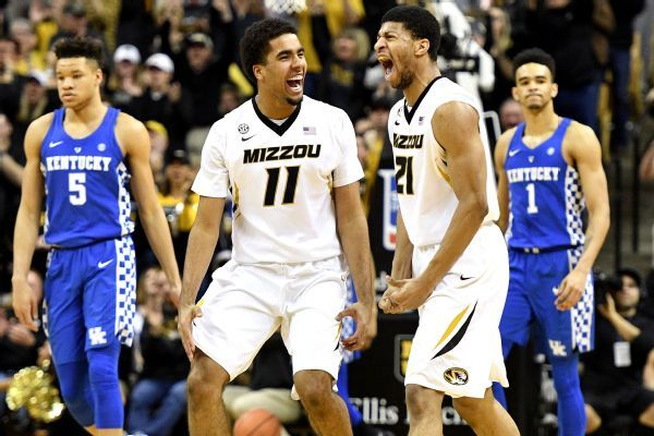Missouri's Jontay Porter to miss season after tearing ACL and MCL