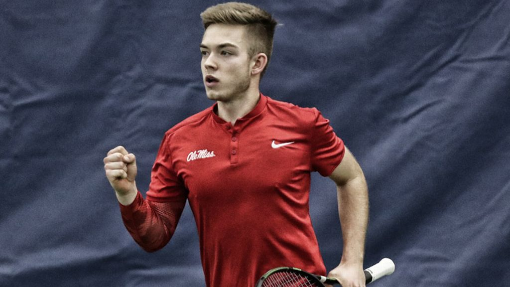 Week 2: Men's Tennis Weekly Honors
