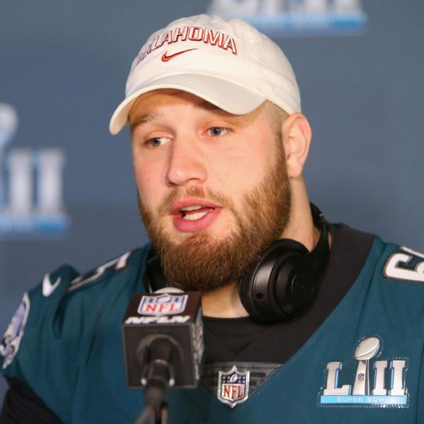 Eagles' Lane Johnson ready to face Patriots, stands by comments
