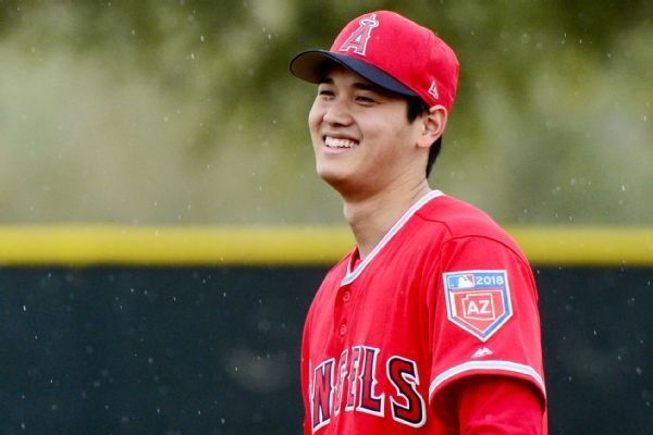 Angels' Shohei Ohtani to make spring debut as pitcher Saturday