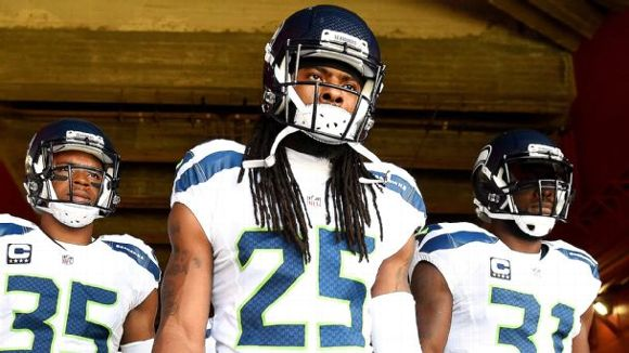 DeShawn Shead, Richard Sherman, Kam Chancellor