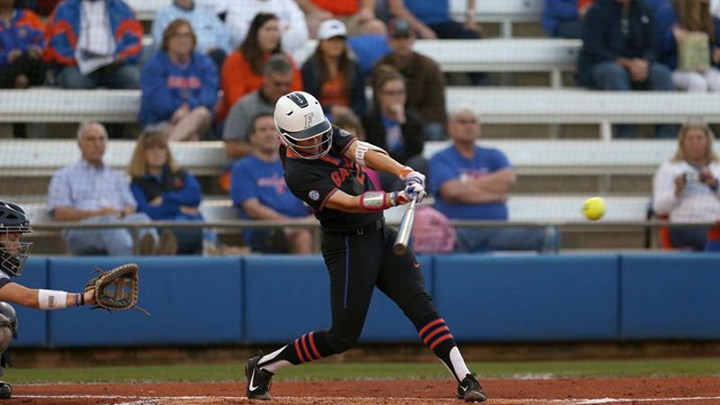 No. 2 Florida shuts out No. 19 Louisiana