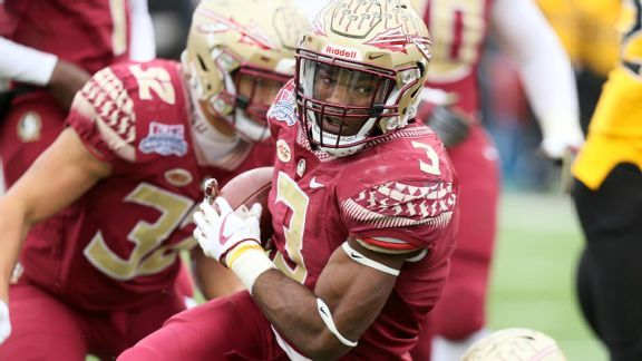 Can Cam Akers rush for 2,000 yards at Florida State this season?