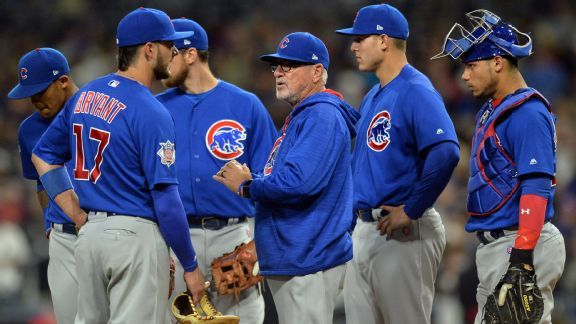 Joe Maddon goes deep on impact of limiting mound visits