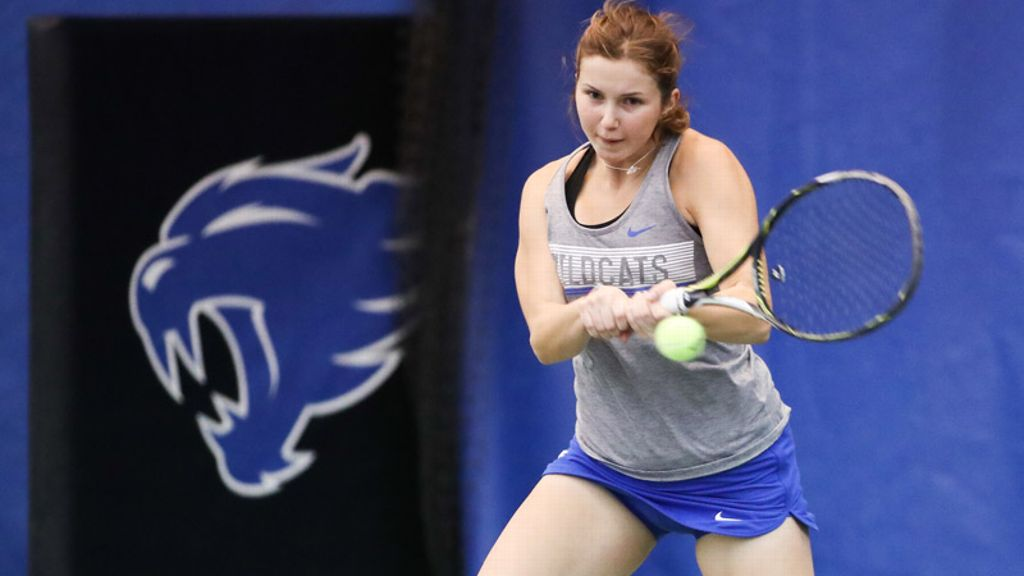 Week 4: Women's Tennis Weekly Honors