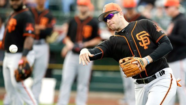 While the rest of MLB goes young, the Giants are doubling down on players in their 30s