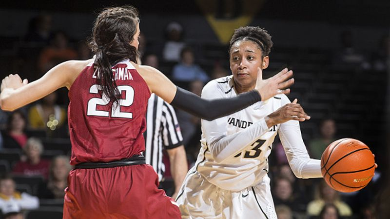 Vanderbilt takes down Arkansas 78-73