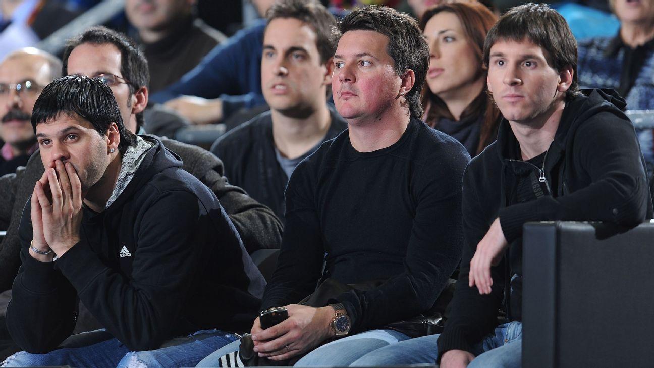 Hermano de Messi recibe condena por portación ilegal de arma