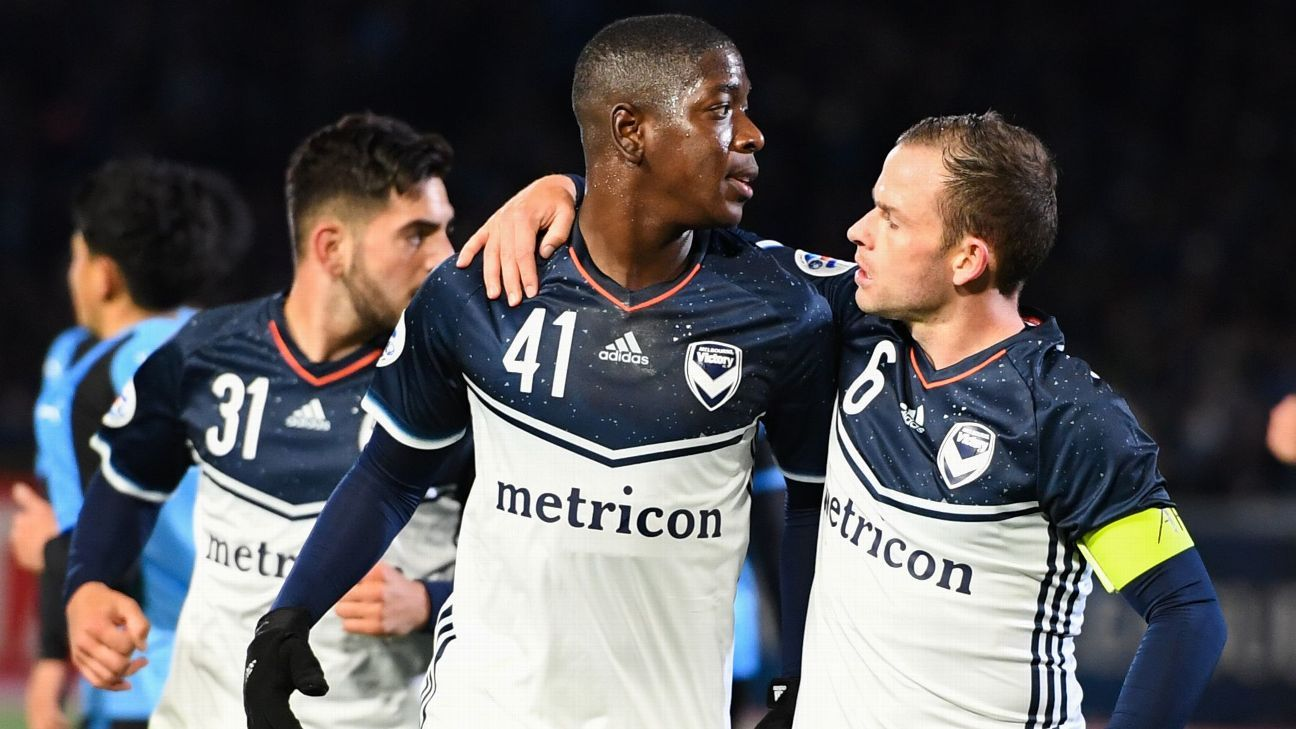 Late Leroy George goal helps Melbourne Victory earn point in Japan