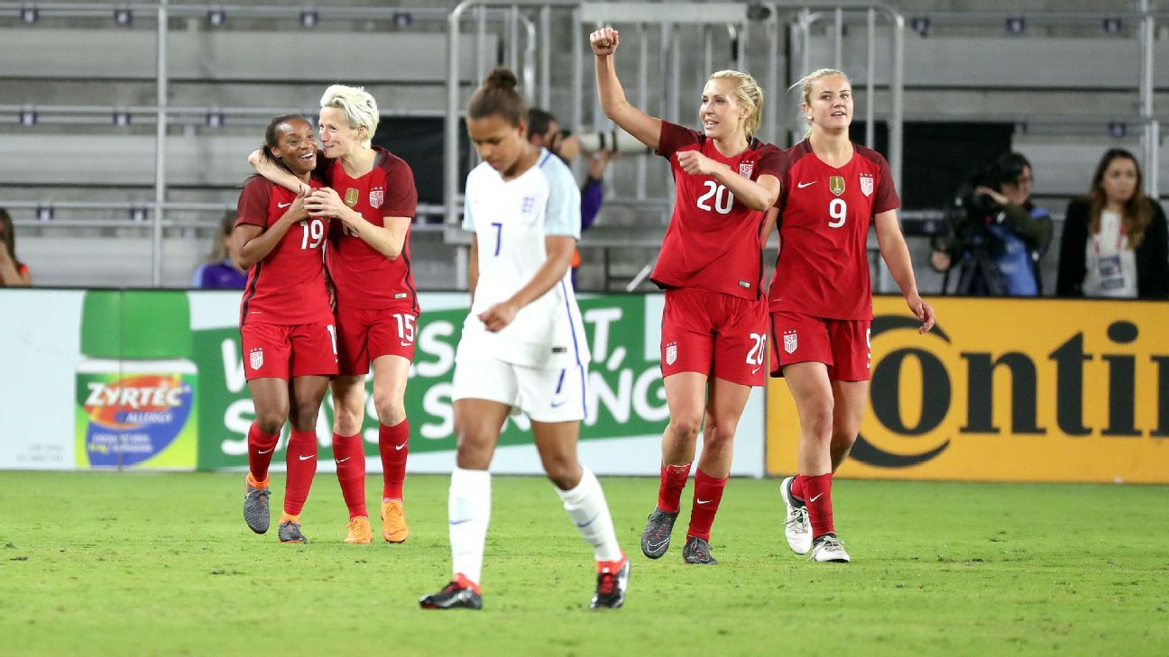 FIFA announces global strategy to boost its 'top priority' of women's football