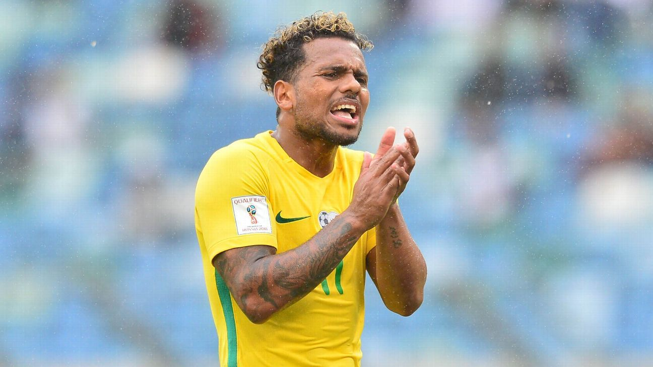 Six attackers who could improve Bafana Bafana