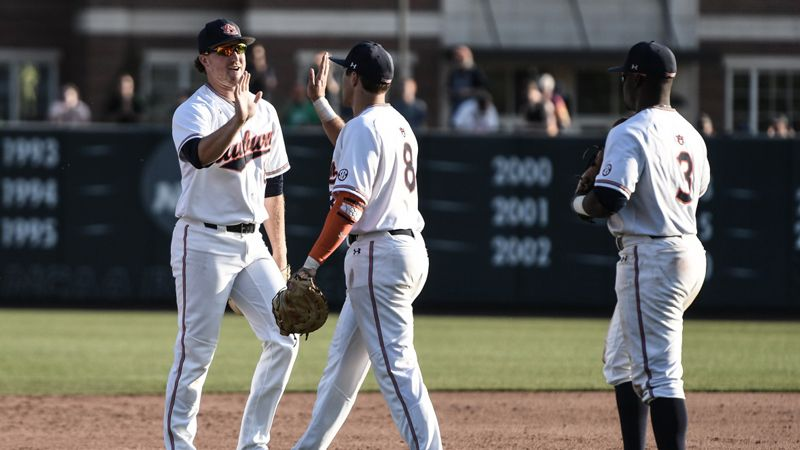 No. 6 Auburn comes up short vs. Georgia Tech