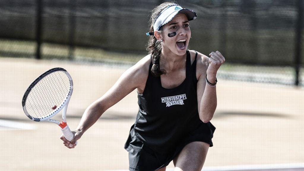 Week 8: Women's Tennis Weekly Honors
