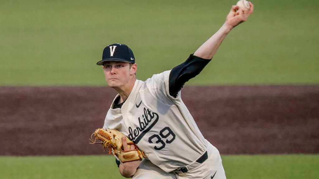 Vandy drops to Belmont 8-5