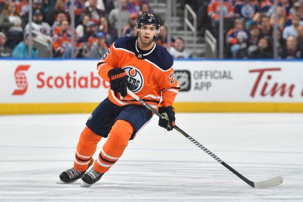 Oilers keep defenseman Darnell Nurse with 2-year contract