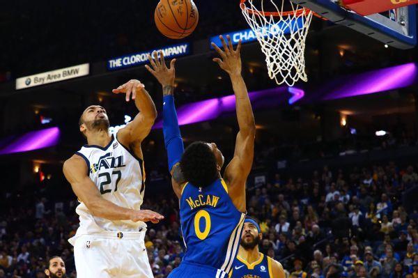 Jazz's Rudy Gobert, Pelicans' Anthony Davis lead All-Defensive team