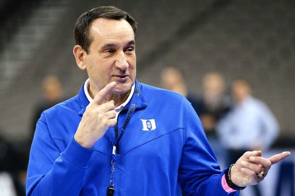 Mike Krzyzewski: College basketball is 'actually pretty clean'