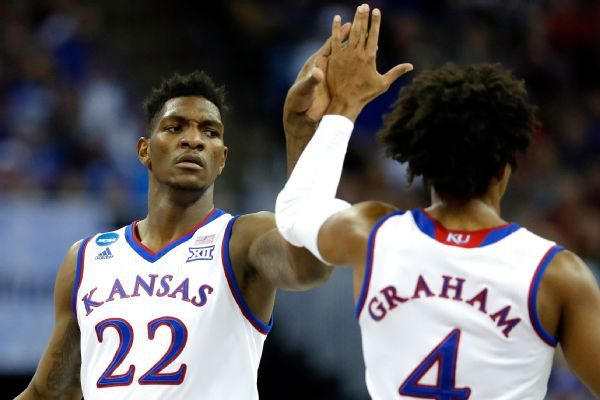 Texts show Kansas coaches knew of Adidas role in Silvio De Sousa's recruitment