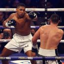 Who's next for Anthony Joshua?