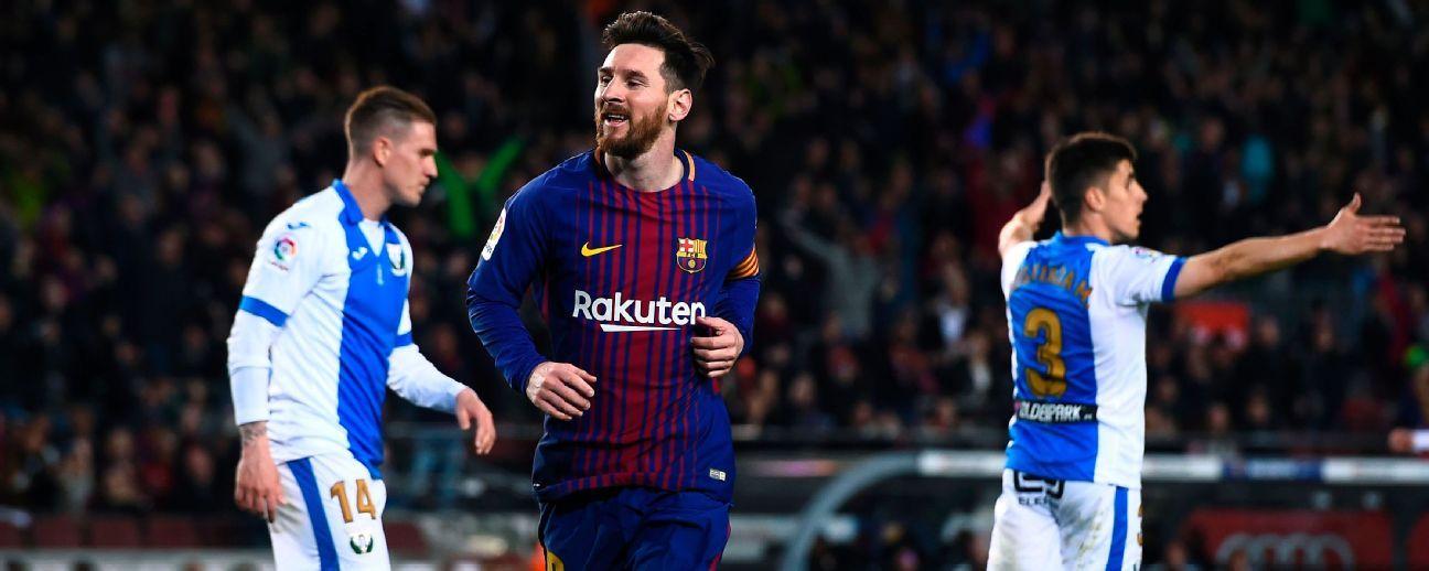 Leganés pone a prueba la solidez del Campeón