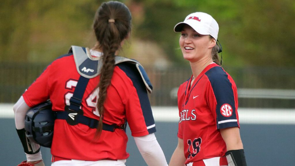 Finney pitches Ole Miss past Belmont 5-0