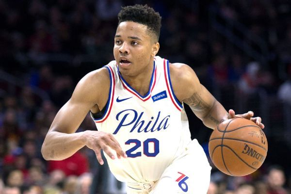 Markelle Fultz to start, with JJ Redick coming off bench