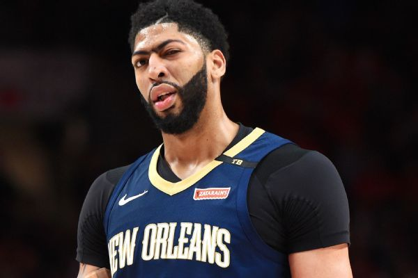 Anthony Davis signs with LeBron James' agent, to meet with Pelicans soon