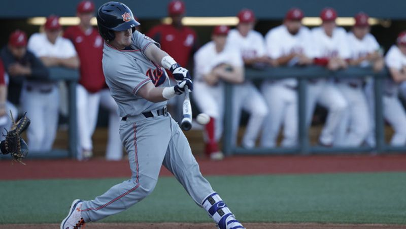 No. 25 Auburn sweeps series vs. Alabama