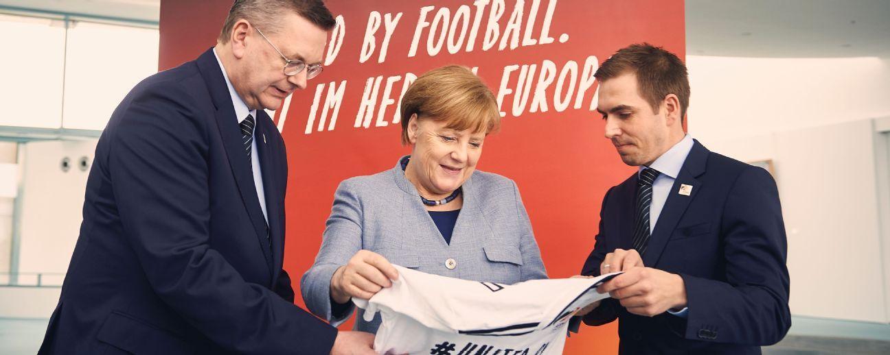 Alemania quiere unir a las personas siendo sede de la Euro 2024