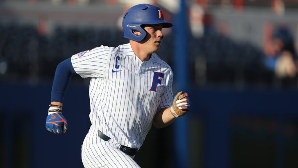 No. 1 Florida falls to Mercer 6-4