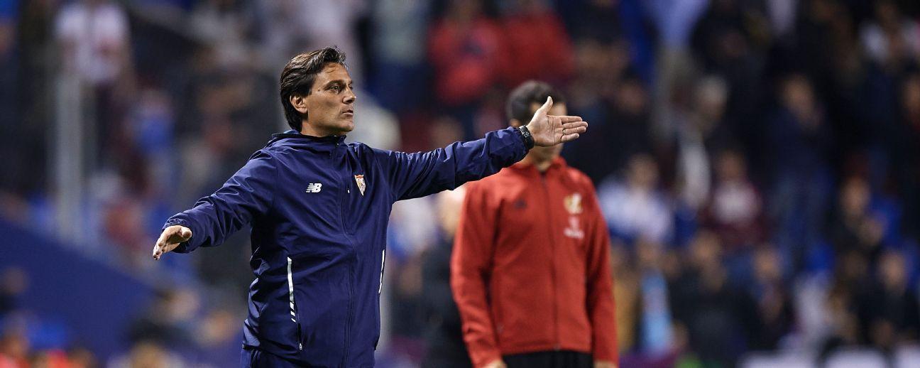 Vincenzo Montella cesado por el Sevilla; Caparrós entra al quite