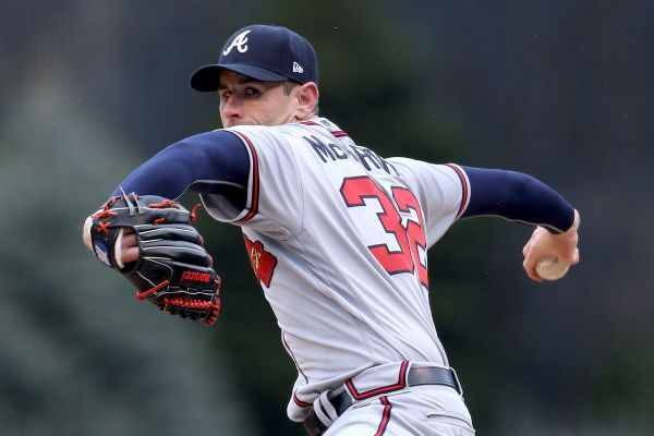 Braves' Brandon McCarthy can be free agent if he continues career