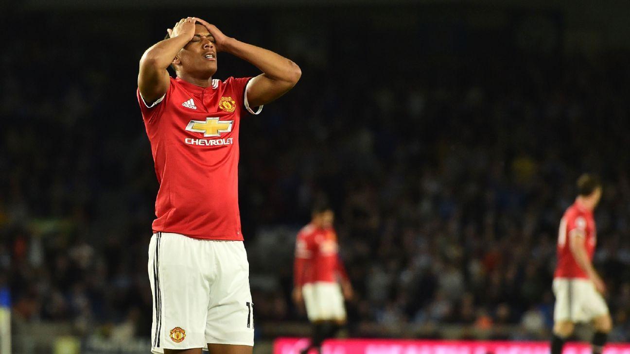 Anthony Martial's Man United future: Jose Mourinho, Ed Woodward set for talks - sources