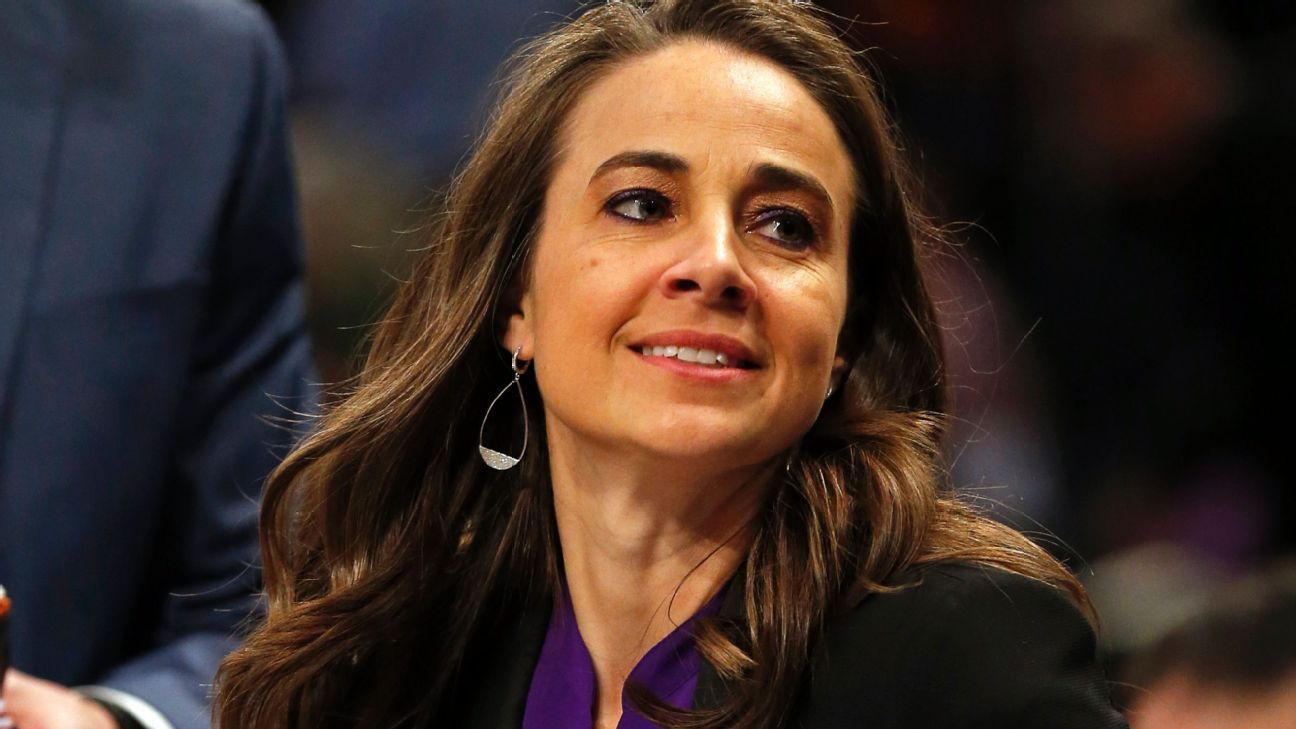 Becky Hammon Promoted By The San Antonio Spurs