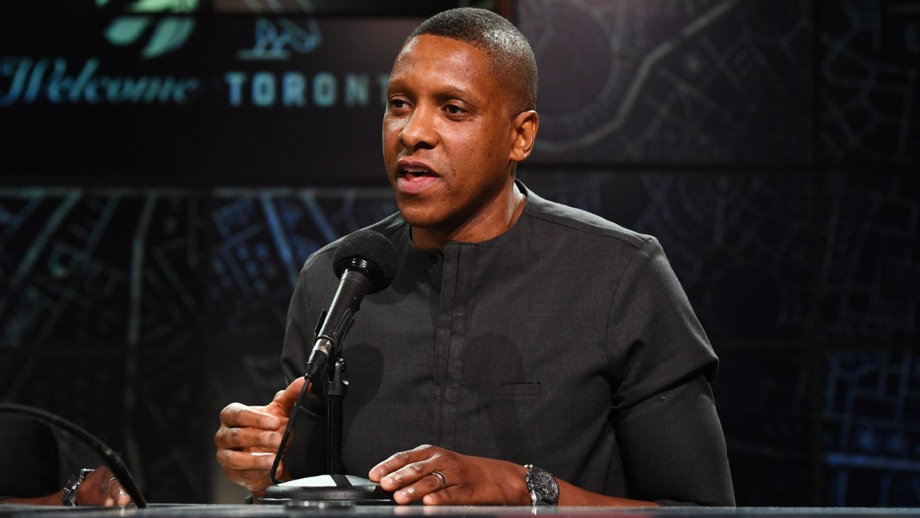 FIBA Women's World Cup: Raptors' Masai Ujiri calls for Nigeria victory