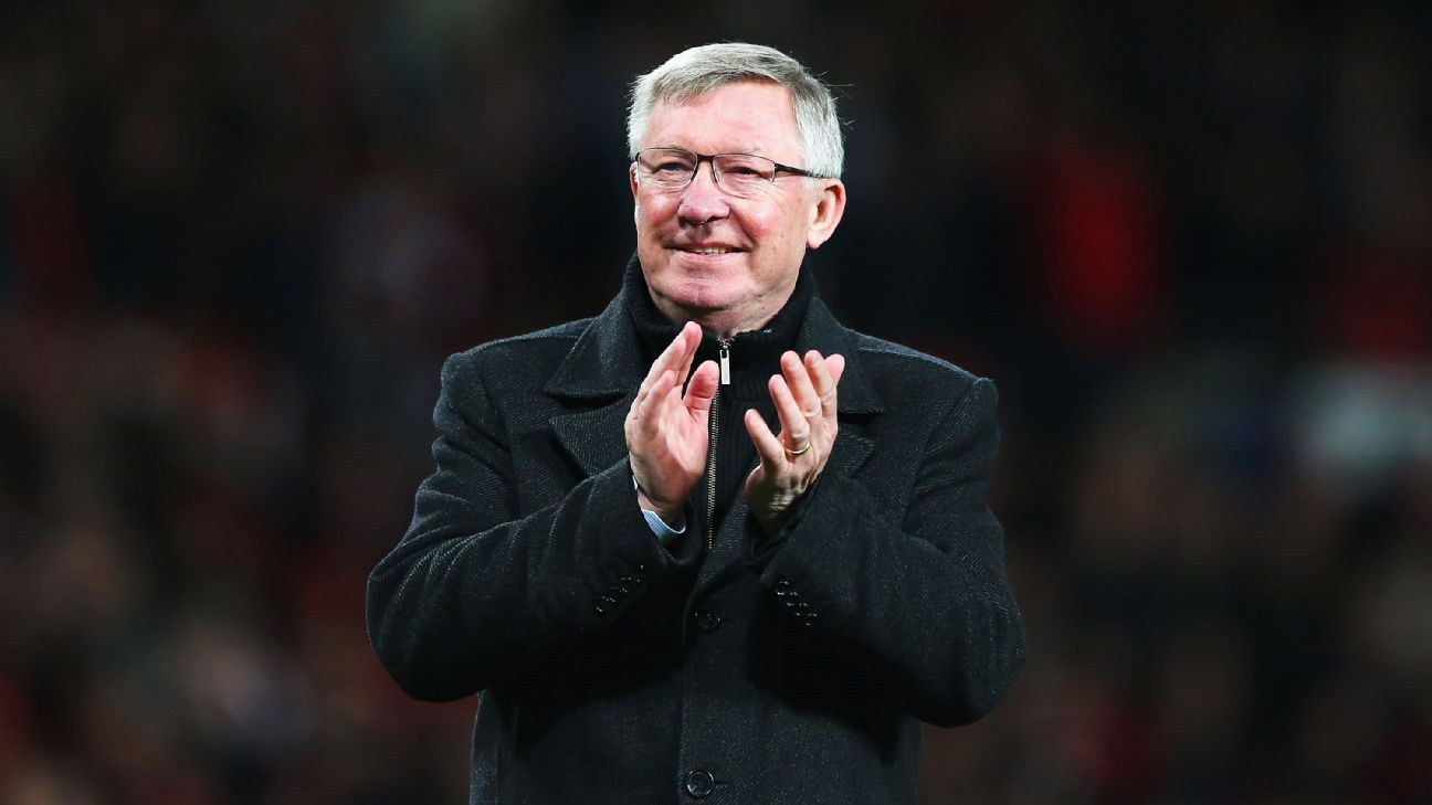 Sir Alex Ferguson returns to Old Trafford to watch Manchester United vs. Wolves