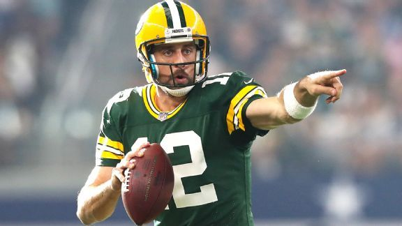 Rodgers calls contract talks part of partnership with Packers