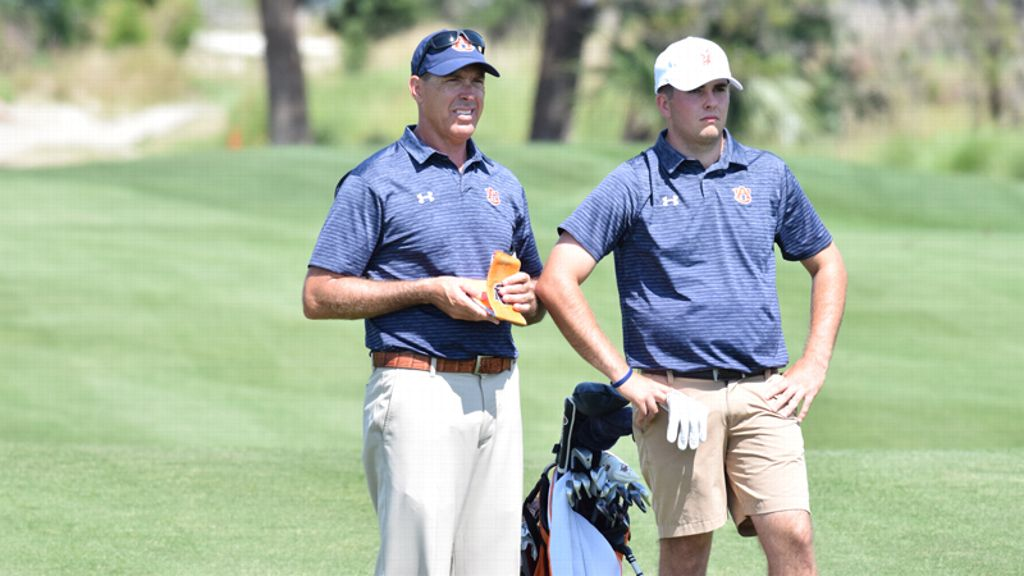 2018 SEC Men's Golf awards announced
