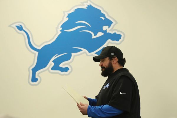 Lions, Matt Patricia not subject to discipline over 1996 sexual assault allegation