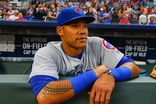 Ex-wife of Cubs' Addison Russell details abuse allegations