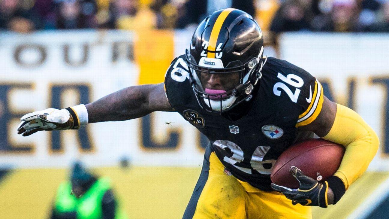 Le'Veon Bell no asistiría a prácticas con los Pittsburgh Steelers
