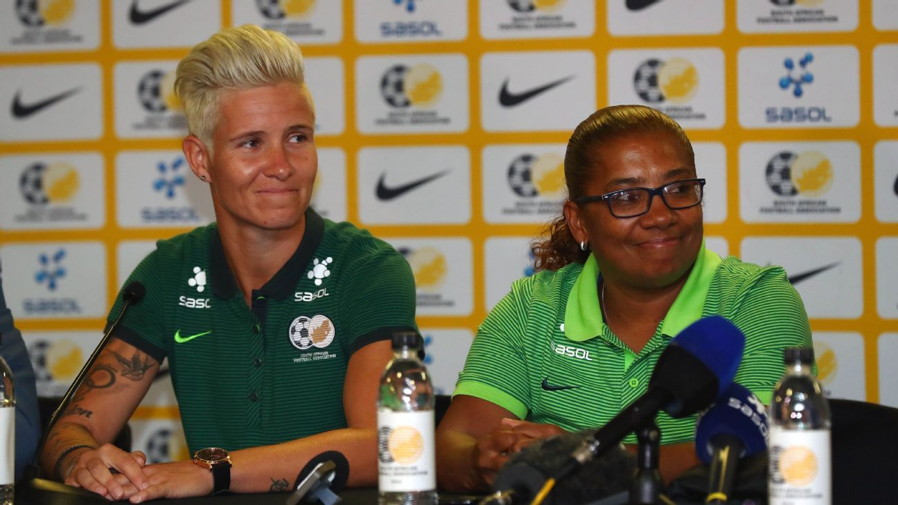 Banyana coach Ellis pleased to draw Nigeria in AWCON group