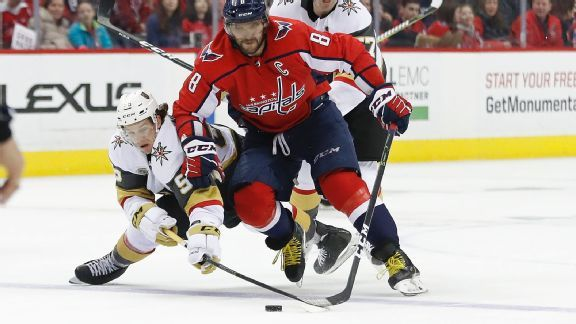 Will Vegas cap its run or is it the Caps' year? Key stats for the Stanley Cup Final