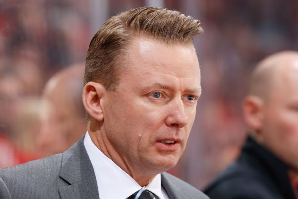 Former Flames head coach Glen Gulutzan joins Oilers as assistant