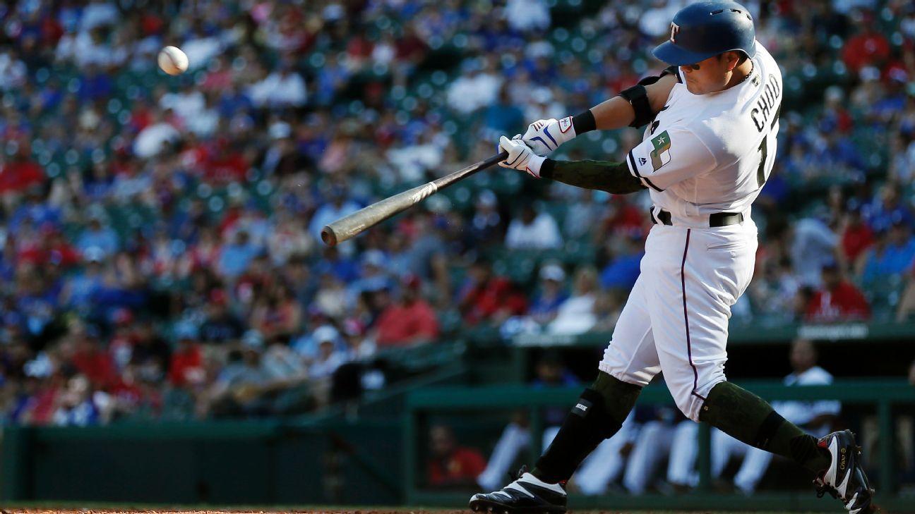 Surcoreano Shin-Soo Choo, asiático con más HR en historia MLB